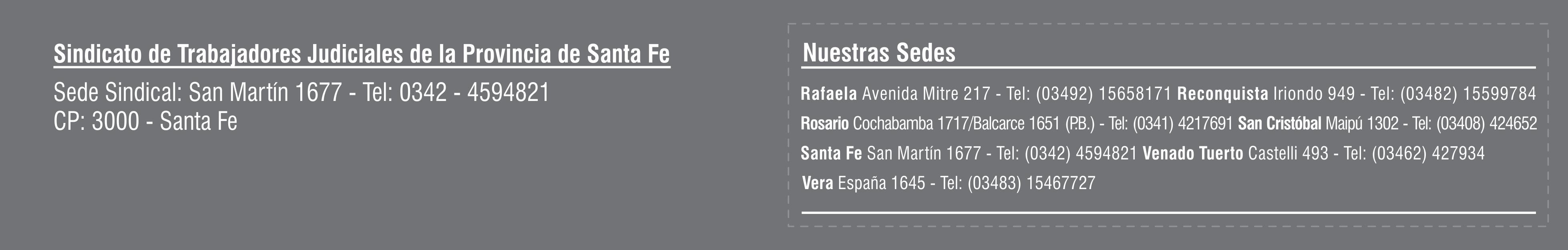 Sindicato de Trabajadores Judiciales de la Provincia de Santa Fe